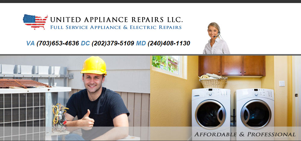Gaithersburg MD Appliance repair